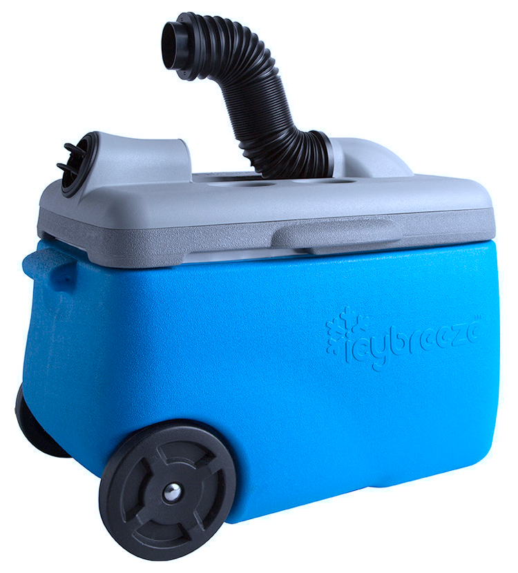 Cooler Air Units : Icybreeze portable air conditioner and cooler