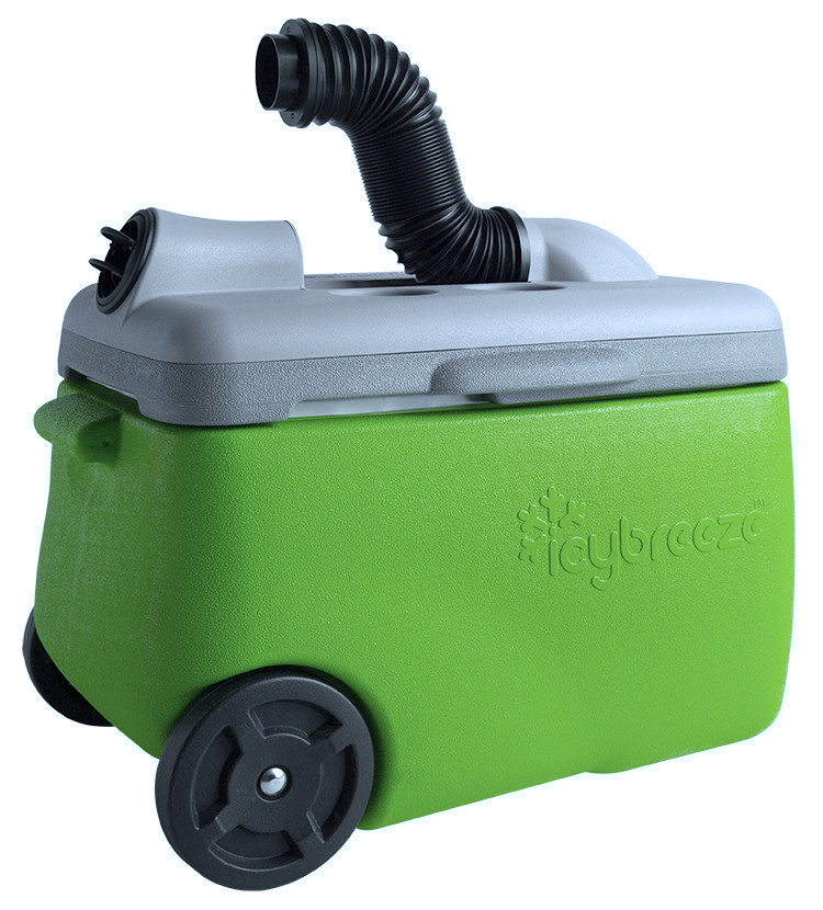 Icybreeze Portable Air Conditioner And Cooler Icybreeze
