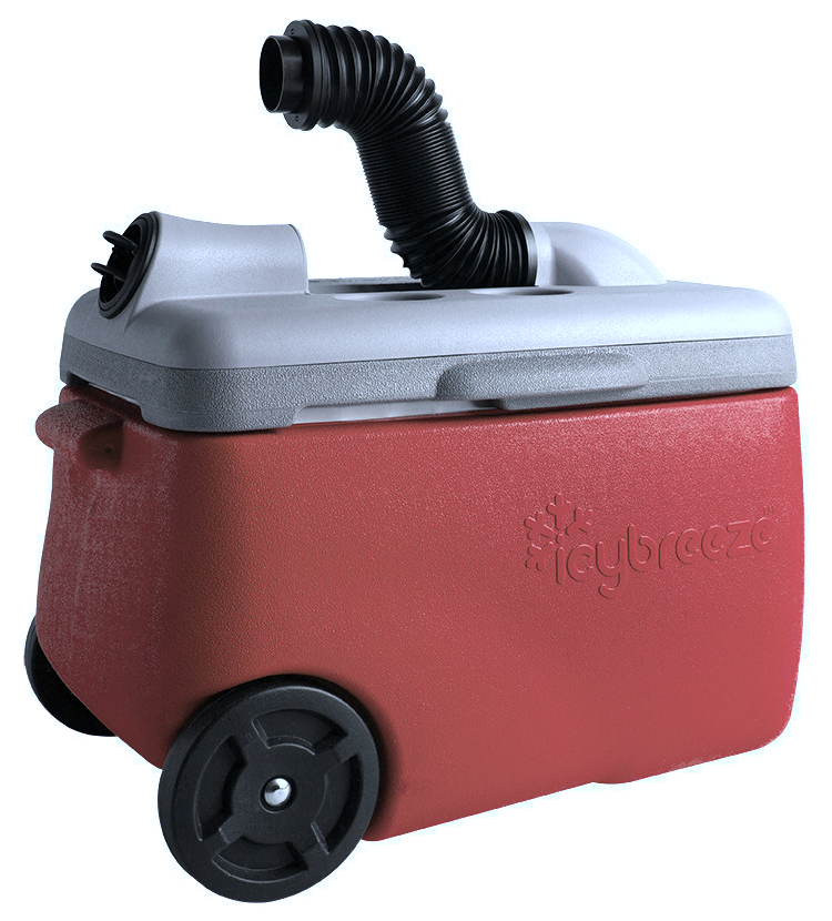IcyBreeze Portable Air Conditioner and Cooler - IcyBreeze